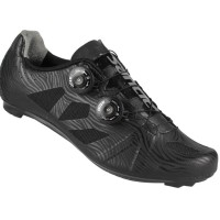 Santic Men Cycling Road Bike Shoes - S6302 - Black