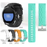 Silicone Sport Strap Watch Band for SUUNTO SPARTAN SPORT WRIST HR BARO