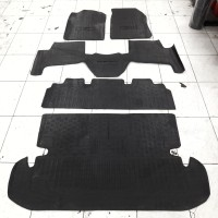 Karpet Karet Grand New Avanza 2016 - 2019 1 set + Bagasi - Bezt Karpet