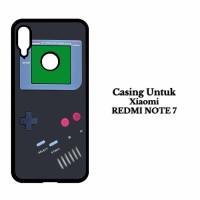 Custom Case Xiaomi Redmi Note 7 game boy Casing Hardcase Cover