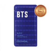 Mediheal BTS N.M.F Aquaring Ampoule Mask EX Sheet