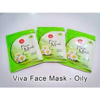 VIVA FACE MASK - OILY