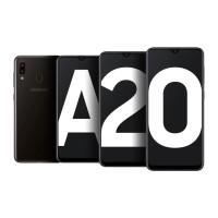 Samsung Galaxy A20 SEIN Garansi Resmi A 20 - Hitam