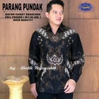 Baju batik pria solo parang pundak