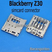 Blackberry Z30 simcard connector konektor sim card