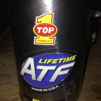 Jual 1 Liter Top One LifeTime ATF Power Steering Fluid Oli Transmisi
