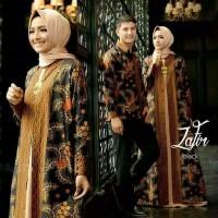 gamis couple batik couple