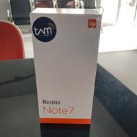 Xiaomi Redmi Note 7 4/64GB Garansi Resmi TAM