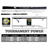 JORAN SEAHAWK TOURNAMENT POWER 602S 180cm PE 2-4