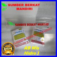 Pupuk Nutrisi Hidroponik ABmix Sayur Hidro J