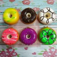 Squishy Murah Colorful Sweet Donut