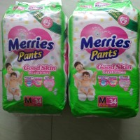 Merries good skin M 34