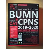 PANDUAN SUKSES TES BUMN & CPNS SISTEM CAT 2019-2020