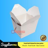 Food Pail / Foodpail / Food Pail Box / Kemasan Rice Box / Dus Box Rice