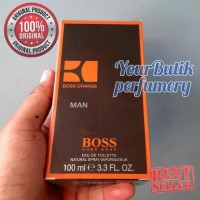 Hugo Boss Orange Man Parfum Original