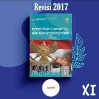 Buku PPKN PKN SMA Kelas 11 Revisi 2017 2018