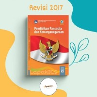 Buku PKN PPKN SMA Kelas 12 Revisi 2017 2018