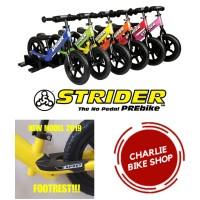 Balance Bike - Push Bike - Strider 12 Sport usia 18 bln sd 5 tahun