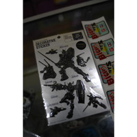 SunStar Decorative Sticker EFSF Earth Federation Mobile Suit Gundam