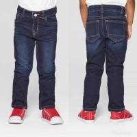 Celana Jeans Skinny Dark Vintage Blue Cat&Jack