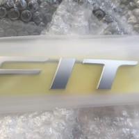 Emblem Honda FIT Ori Honda JDM