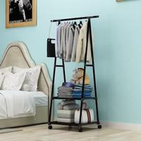 JN Stand Hanger Triangle Gantungan Rak Baju