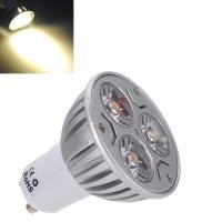 Top Brand GU10 3W 240LM Warm White Energy Saving LED Light Bulb AC