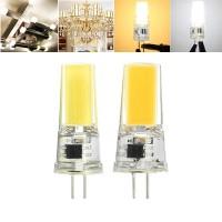 Top Brand G4 3W COB2508 Pure White Warm White LED Light Bulb