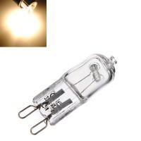 Top Brand G9 40W Warm White Halogen Bulb Light Lamp 3000-3500K Globe