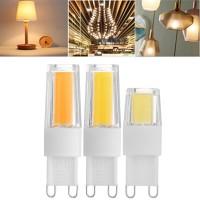 Top Brand G9 2W 3W COB 2508 1508 Warm White Pure White LED Light Bulb