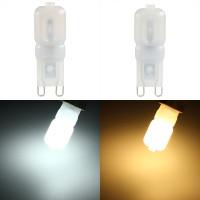 Top Brand G9 3W 14 SMD 2835 LED Warm White White Light Lamp Bulb