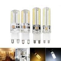 Top Brand G9 3W 5W SMD3014 White Warm White LED Light Bulb AC220V