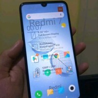 Xiaomi redmi 7 3/32 garansi TAM