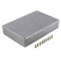 Top Brand 1590DD Diecast Aluminium Stomp Case Enclosure for DIY