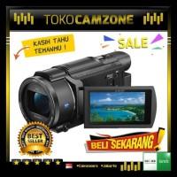Sony Fdr-Ax53 4K Ultra Hd Handycam Camcorder Bergaransi