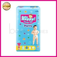 New Popok Bayi Baby Happy Body Fit Pants Diapers