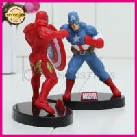 Avengers Action Figure Mainan Anak Laki Laki Cowok