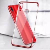 Soft Case Samsung Galaxy A20 Casing Hp Samsung a30 Merah