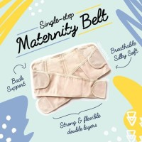 Paling Laris Single Step Maternity Belt Korset Penyangga Perut Hamil