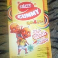 Citrex Gummy Vitamin C upin ipin
