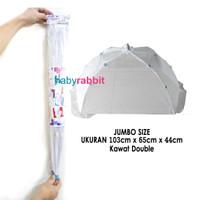LUSTY BUNNY Kelambu Bayi Jumbo Size PP8524 / Kojong Bayi
