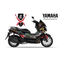 DECAL STICKER YAMAHA NMAX MARVEL ENDGAME