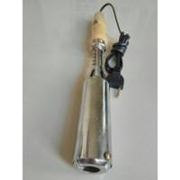 solder 500 watt hot stamp untuk emboss kelapa /kulit / kue / kayu dll.