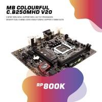 Colorful Battle Axe C.B250M-HD V20 (LGA1151, B250, DDR4, M2 SLOT)