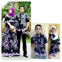 baju batik couple sarimbit gamis couple keluarga couple family batik