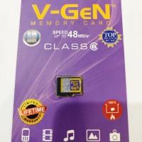 Memory Vgen 4GB Class 6