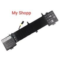 Baterai Batre Battery Laptop Dell Alienware 17 R2 Series 6JHCY 6JHDV