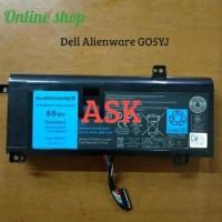 Baterai Laptop Original Dell Alienware M14X R3 R4 A14 Alienware 14 S