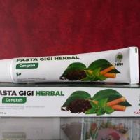 Pasta Gigi herbal plus cengkeh