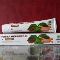 Pasta gigi herbal plus propolis